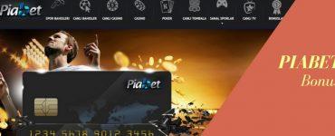 Piabet Bonus
